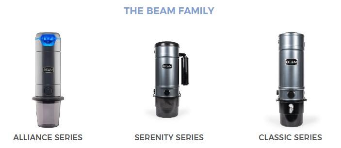 Beam Vacuums