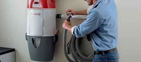 Central Vacuum repair