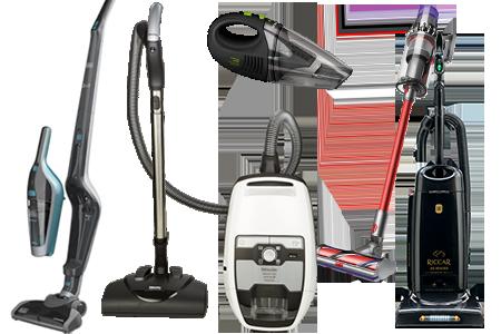 Portable vacuum repair