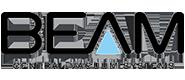 Beam colour logo