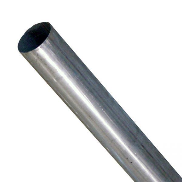 025390-Steel Central Vacuum Pipe 10'