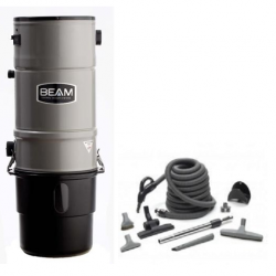 Beam 200A Classic with Deluxe Air Cleaning Kit 30'
