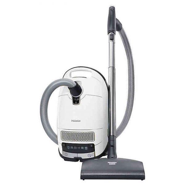 Miele Complete C3 Excellence Vacuum (Lotus White)