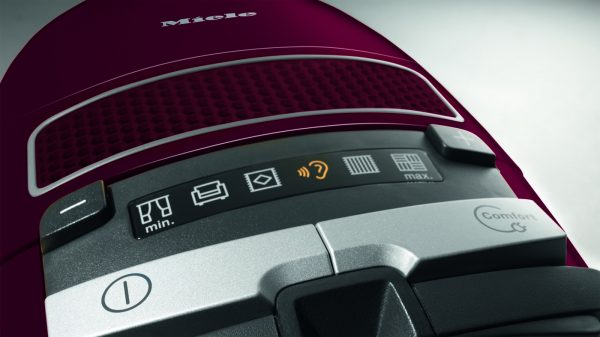 Miele Complete C3 Limited Edition controls