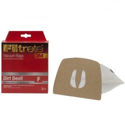 Dirt Devil F Micro Allergen Vacuum Bag-65702