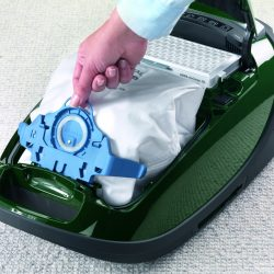 Removing Miele GN Dustbags