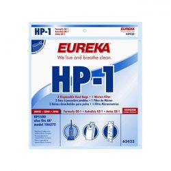 Eureka HP-1 Portable Bags & Bonus Micron Filter - 62423