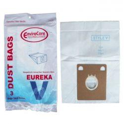 Eureka Style V Portable Vacuum Bags - 52358B