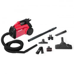 Sanitaire Mighty Canister Vacuum with Allergen Filtration - SC3683A