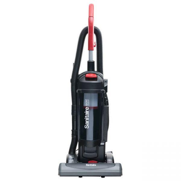 Sanitaire QuietClean 3.5Q Dust Cup HEPA Upright-SC5845B