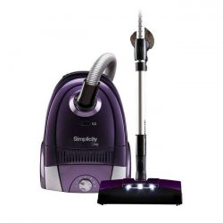 Simplicity Snap Compact Canister Vacuum