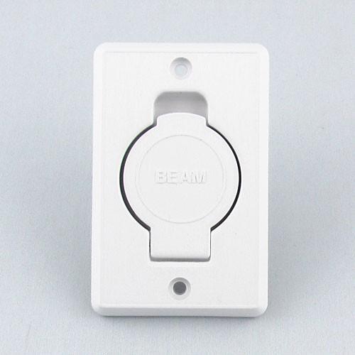 Beam white inlet valve