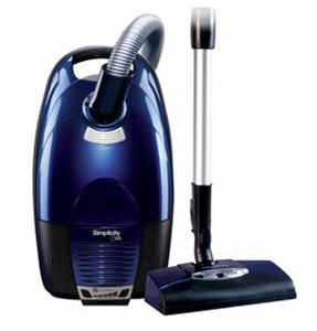 Simplicity Cinch Canister Vacuum