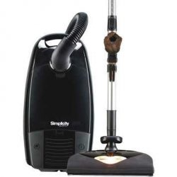 Simplicity Gusto Canister Vacuum
