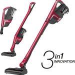 Miele Triflex HX1 Cordless, Bagless Stick Vacuum Cleaner – Ruby red velvet