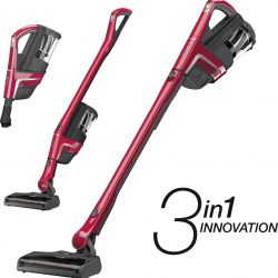 Miele Triflex HX1 Ruby red velvet Cordless, Bagless Stick Vacuum Cleaner