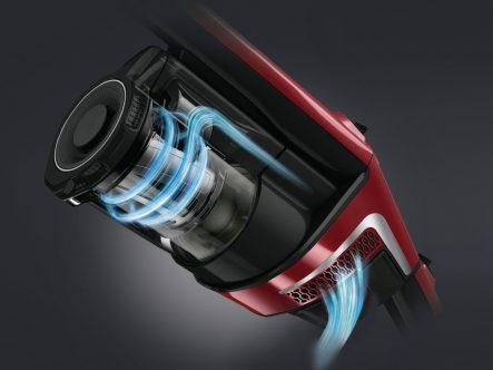 Vortex Technology Triflex HX1 Ruby Red Velvet